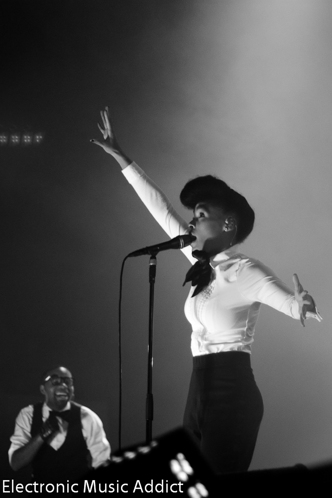 Electronic Music Addict : Janelle Monae