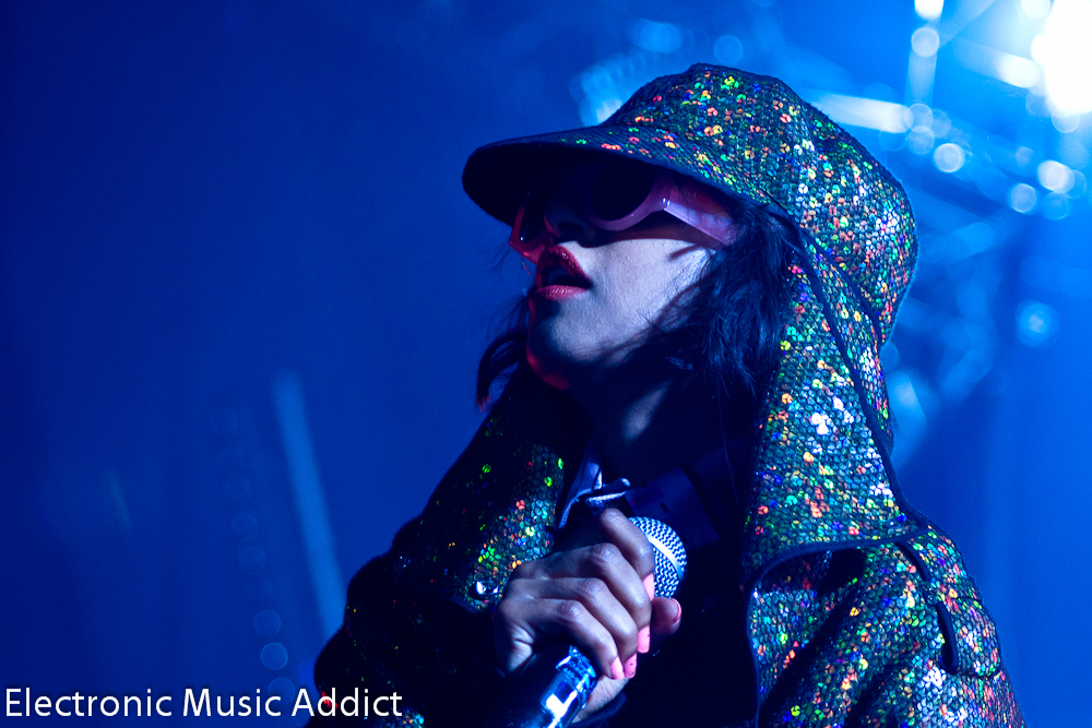 Electronic Music Addict : M.I.A